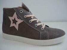 RICOSTA - TEX SANDRA Sneaker 27 28 29 30 32 33 34 35 Grau Blau Mittel NEU