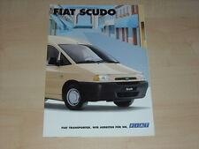 41483) Fiat Scudo Prospekt 09/1996