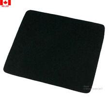 1-2 PCS*Gaming Mouse Pad Mat for PC Laptop Black Universal Quality 215X175X2.5MM