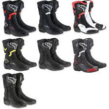 2019 Mens Alpinestars SMX-6 V2 Performance Motorcycle Boots - Pick Size/Color