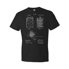 Thomas Edison Storage Battery Shirt Edison T Shirt Classroom Shirt Engineer Gift