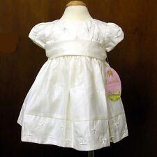 jeune mariée bébé fille Cendrillon Robe ivoire, 12 18 24 M neuf avec étiquette