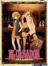 El Cazador de la Bruja, Vol. 1 (DVD, 2009, 2-Disc Set)