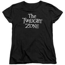 Twilight Zone TV Series CBS Logo Women's T-Shirt Tee