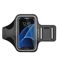J&D Samsung Galaxy S7 Sport Armband w/ Keyholder Slot,Earphone Connection