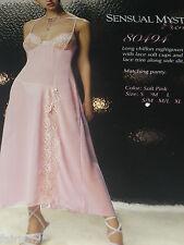 Long Chiffon Nightgown Sensual Mystique Gorgeous Sexy