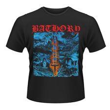 "Bathory ""Sangue sul ghiaccio 'T SHIRT-NUOVO"