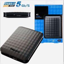 Maxtor-By Seagate-Slimline Portable Hard Drive-BNIB-Fast Delivery