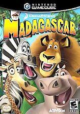 Madagascar (Nintendo GameCube, 2005) New Sealed Free Shipping