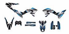 WR250R WR250X Graphics decal kit 2007 - 2015 #7777-Blue Free Custom Service
