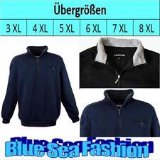 lavecchia Übergröße Designer Polo Shirt Sweatshirt langarm Pullover 3 4 5 6 7 XL