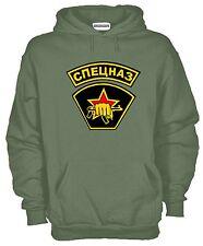 Felpa Military hoodie KJ808 Spetnaz спецназ Specnaz Corpi speciali sovietici