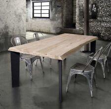 Tavolo Da Pranzo Moderno In Legno Massiccio.Tavoli Da Pranzo Moderno In Legno Massello Acquisti Online