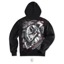 OGABEL OG Abel Mans Ruin Tattoo Urban Punk Goth Mens Sweatshirt Hoodie AH074
