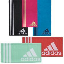 Adidas Towel Grade B Swim Gym Sports Swimming Colours Red Black Blue Pink Mint