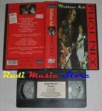 VHS WISHBONE ASH Phoenix 1983 CASTLE HENDRING HEN 2 244 55 MIN no cd lp dvd(VM7)