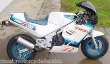 Suzuki GSXR 50 Gag Bicicleta réplica DECAL set