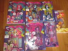 NEW - NUOVO Hasbro MY LITTLE PONY Equestria Girls Rainbow Rocks Various Availa