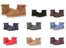 Classic Mini Ugg Boots Premium Australian Sheepskin - 13 Colors
