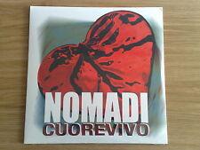NOMADI - CUORE VIVO - RARO LP 33 GIRI ED. LIMITATA NUMERATA SIGILLATO