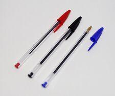 Bic Kugelschreiber Cristal Kuli Einwegkugelschreiber Blau Schwarz Rot