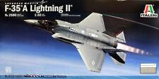 Lockheed F-35 A Lightning II 2 Flugzeug Jet 1:32 Model Kit Bausatz Italeri 2506