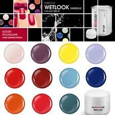 Gel Colorato Look-Bagnato Colorgel UV senza Macchie di Sudore Lucido 5 Ml
