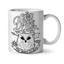 Night Is Ours Cool Animal New White Tea Coffee Mug 11 OZ   wellcoda