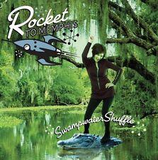 ROCKET TO MEMPHIS Swampwater Shuffle CD - Psychobilly - Rockabilly - Cramps NEW