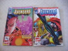 LOT DE 2 BD AVENGERS N° 2 ET N° 4 ANNEE 1997