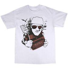Hunter S. Thompson Camiseta 100% algodón Hell's Angels miedo y odio