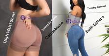 Fajas Colombianas Fajate&Shaping Short Levanta Under Jeans Cola Butt-Lifter's