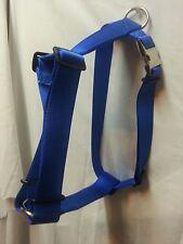 1.5 Webbing XX Adjustable Dog Harness Mastiff, Saint Bernard  Metal Hardware