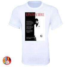 Al Pacino Scarface Cicatrice viso T-Shirt-Taglie Bambini E Adulti