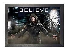Dynamo Steven Frayne Believe Magic English Magician Motivation Poster Photo
