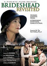 Brideshead Revisited, Good DVD, Peter Barnes, Matthew Goode, David Barrass, Ben