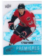 2011-12 Upper Deck ICE Premieres #54 Patrick Wiercioch RC #/1999