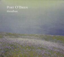 PORT O'BRIEN - threadbare CD