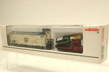 "Märklin Museumswagen  HO  2002,  ""G.C.Kessler & Co"", MB LKW mit Sektflasche  OVP"