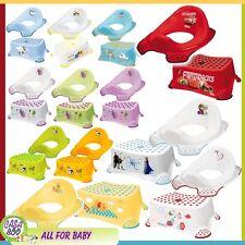 OKT BABY Enfants Bébé siège d'entraînement à la propreté & Escabeau beaucoup