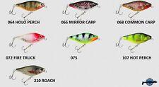 Leurre poisson nageur jerkbait Slider Jerk 80 HRT 30g pêche brochet perch sandre