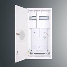 Zählerschrank Sicherungskasten Verteilerkasten AUFPUTZ 1,3 PHASEN ZÄHLER IP30
