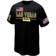 T-Shirt LAS VEGAS - DOLLARS USA - UNITED STATES