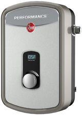 Rheem Performance 13 kW Self-Modulating 1.97 GPM Electric Tankless Water Heater