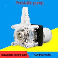 Durable Micro Tubing Peristaltic Pump Dosing Head Aquarium Lab Analytical Water