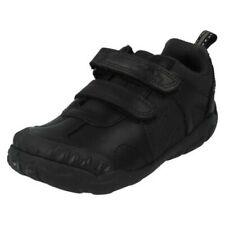 Garçons Clarks Chaussures D'École 'Stompo Jour '