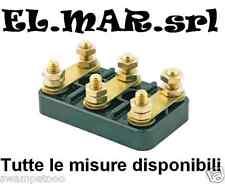 Morsettiera Per Motore Elettrico Trifase - Monofase