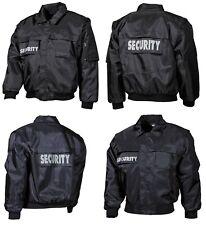 Cazadora Seguridad 2 en 1 chaleco chaqueta de servicio Forro Parches Piloto