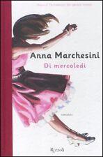 """MERCATINO TUTTO USATO"""" Anna Marchesini """" DI MERCOLEDI - Libro 2° ed Rizzoli 2012"""