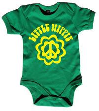 Little hippie Green Baby-body